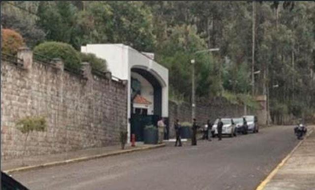Casa de Gabriela Rivadeneira