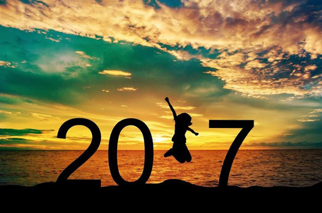 Happy New Year 2017 HD Wallpaper 58