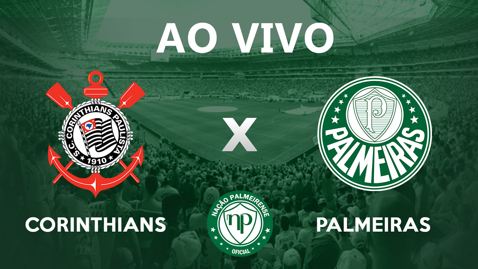 Assistir ao vivo Corinthians x Palmeiras Campeonato ...