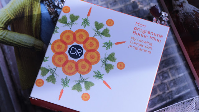 Dr Renaud skincare, Dr Renaud carrot scrub review, Dr Renaud carrot glowing complexion kit review,