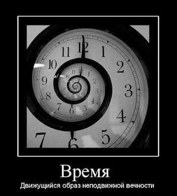 время - образ Вечности