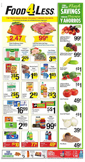 ⭐ Food 4 Less Ad 8/21/19 ✅ Food 4 Less Weekly Ad August 21 2019