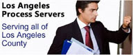 Registered & Bonded Process Server in Los Angeles County