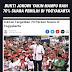 Jokowi Targetkan 70 Persen Suara di Yogyakarta