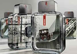 Perfume Natura #Urbano Recria Masculino