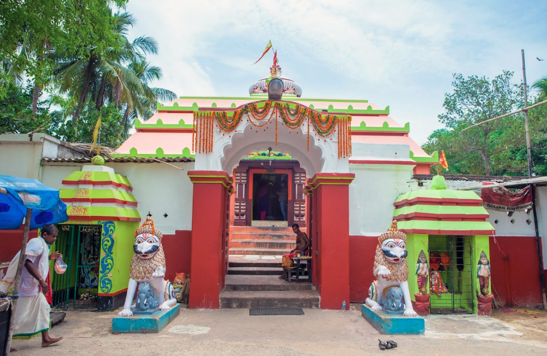 Yajna-Narasimha, temple of Narasimha at puri