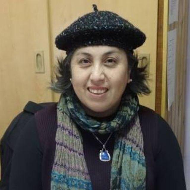 Sue Martin, escritora y docente osornina