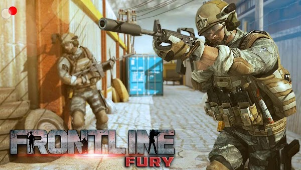 Frontline Fury Grand Shooter 2.0 APK [Unlocked Mod]