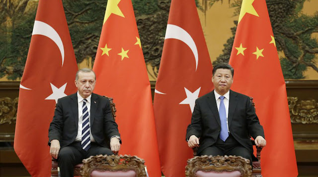 """Η Κίνα έτοιμη ν' αγοράσει την Τουρκία για… «δυό δεκάρες""""!"""