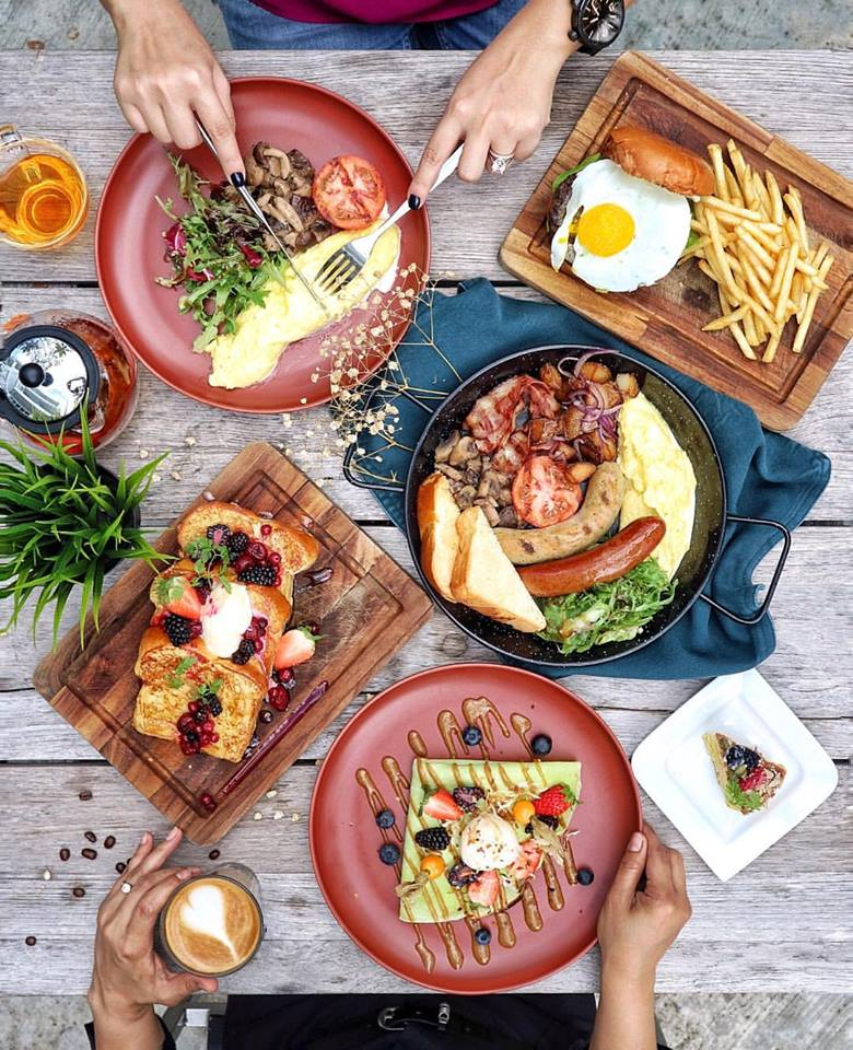 Portico Host: New Brunch Menu Only Available On The Weekends & Now ...