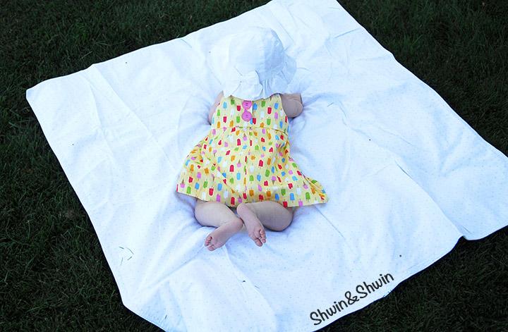 Summer Breeze Baby Dress Free Pdf Pattern Shwin And Shwin