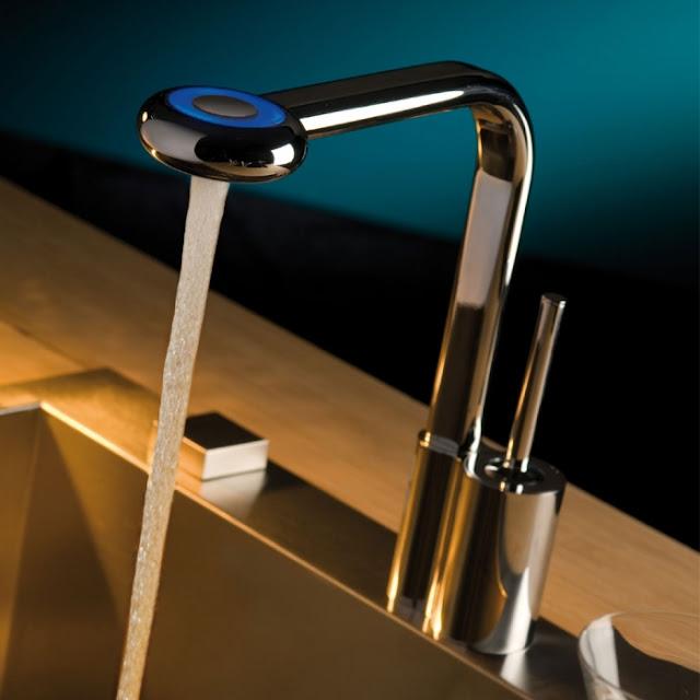 Universal Kitchen Faucet Plate