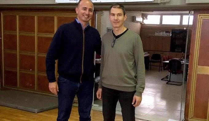 Νέος προπονητής της Εθνικής Ομάδας μπάσκετ με αμαξίδιο ο Ζώτος