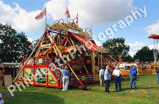 Carters Fun Fair at Croxley Green 17th & 18th September 2005