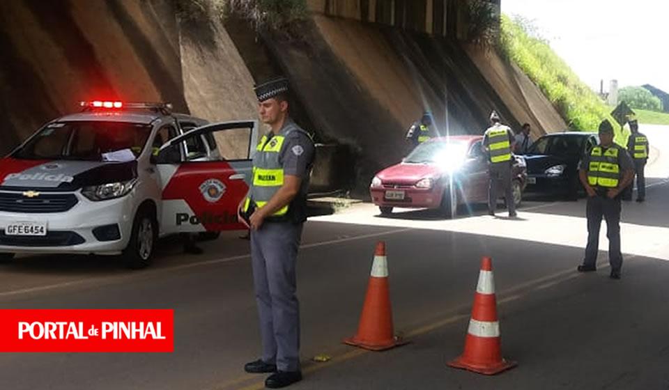 """Polícia Militar realiza operação """"São Paulo Mais Seguro"""" em todo o estado"""