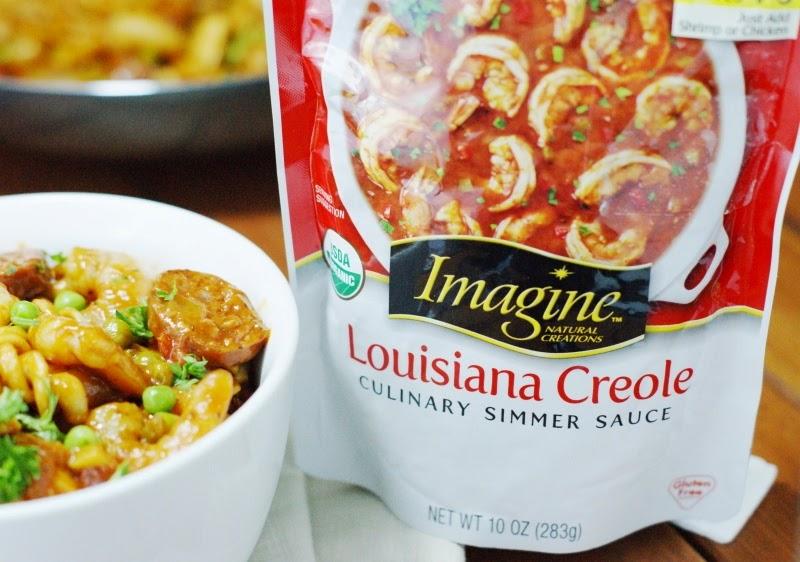 Imagine Louisiana Creole Simmer Sauce