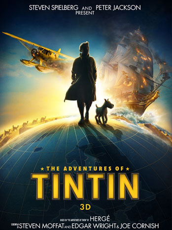 The Adventures Of Titin Movie Review By Rama Sandwichjohnfilms