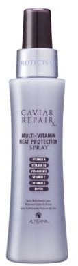 Click here to buy ALTERNA CAVIAR REPAIRX MULTIVITAMIN HEAT PROTECTANT SPRAY, one of the best for protecting natural hair during heat styling.