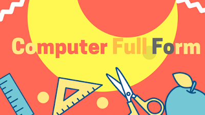 Computer Full Form [Computer Meaning]