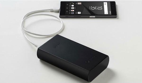 Sony'den 15.000 ve 20.000 mAh'lik Taşınabilir Şarj Cihazları