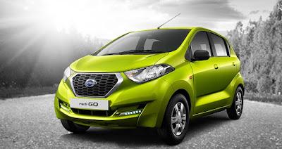 Datsun Redi GO front view image