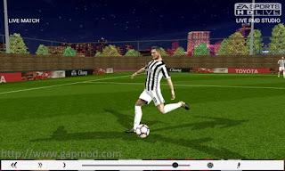 Download FTS Mod FIFA 18 v4 by RMD Apk + Data Obb