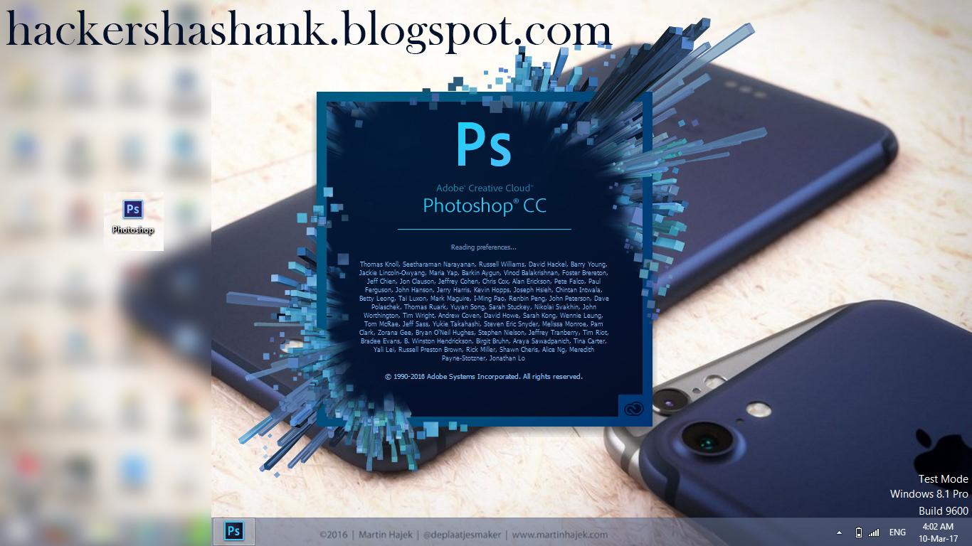 Portable| Adobe Photoshop CC v16.2 Final Cracked - 2016