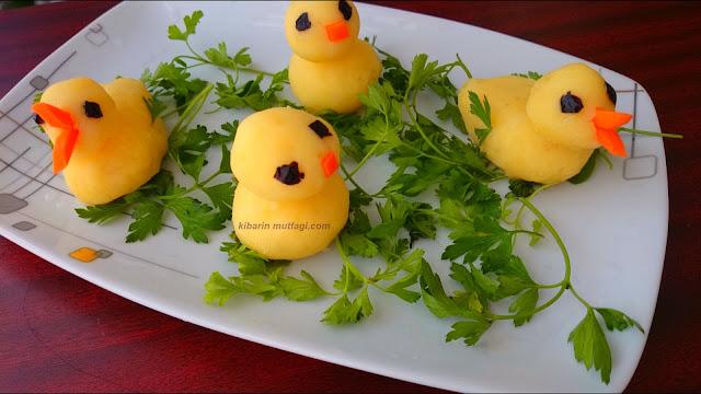 Farklı salata çeşitleri civciv salata tarifi civciv salatası nasıl yapılır patatesli salata tarifleri
