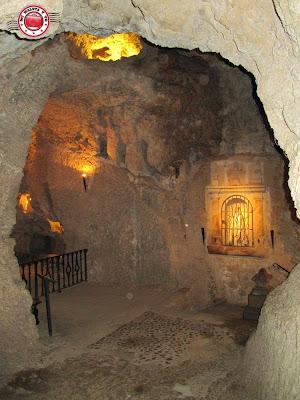 Ermita de San Saturio, Soria, España