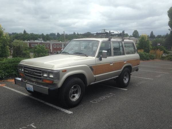 1988 Toyota Land Cruiser FJ62 For Sale