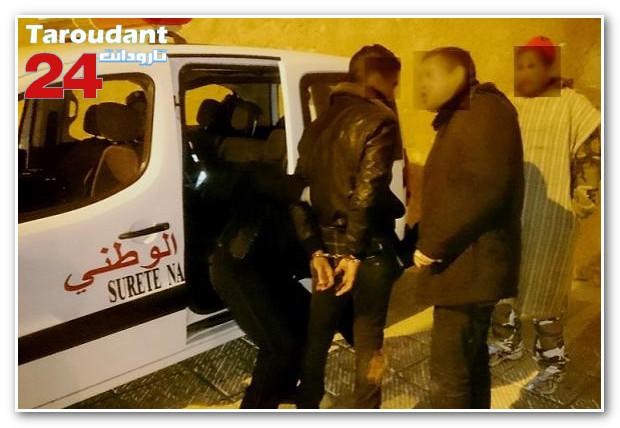 توقيف شخصين بالرباط هاجما شقة طالبات لسرقتهن !