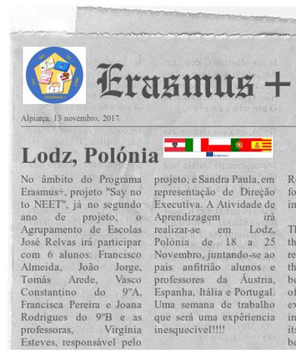Meeting in Poland_News from Portugal