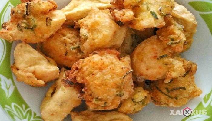 Resep cara membuat batagor crispy