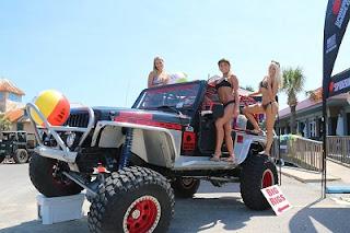 Jeep Beach Jam Panama City Beach Florida