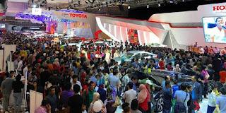 Mengulas Tentang IIMS 2018, Ajang Motor Show Terbesar di Indonesia
