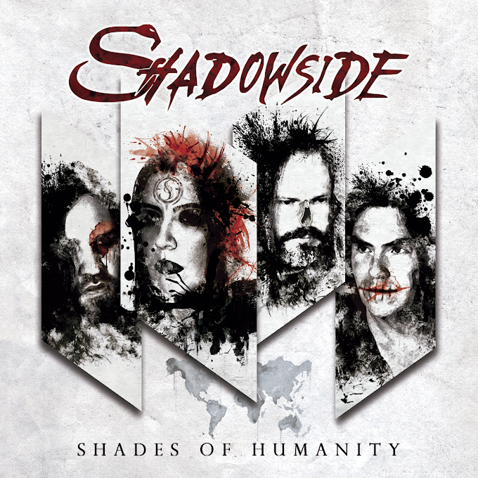 "Resenha #75: ""Shades of Humanity"" - Shadowside"
