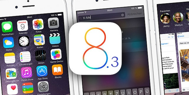 Apple Releases iOS 8.3 For iPhone And iPad [Changelog and Direct Link]