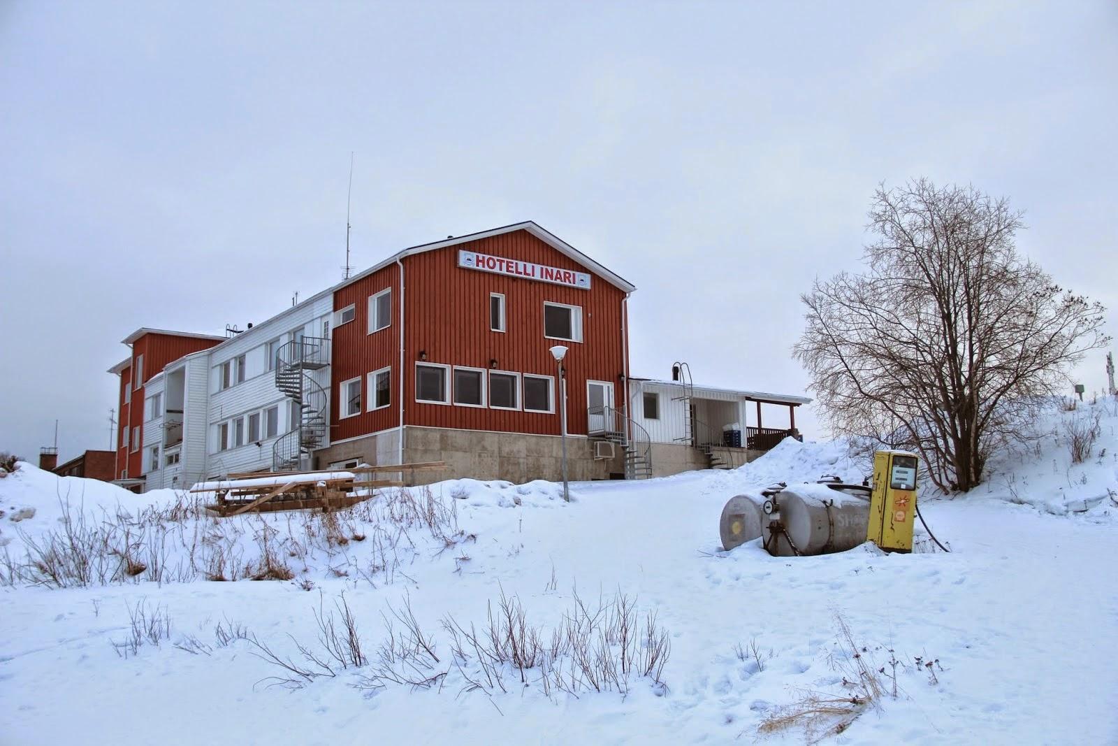 Hotel Inari, Finland
