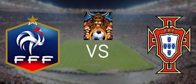 Prediksi Skor Euro 2016 Prancis VS Portugal