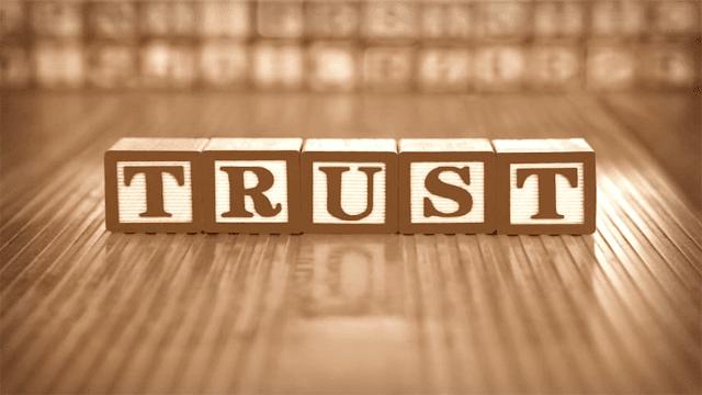 build trust in relationship