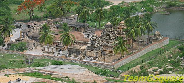 Sri Ramalingeshwara Temple Complex, Avani