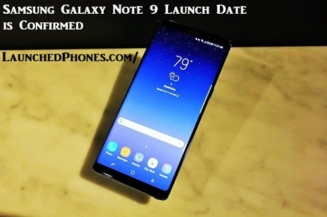 is confirmed afterward the certification of the  Samsung Milky Way Note ix launch appointment is confirmed