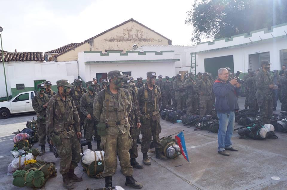 Tiro de Guerra realiza em Espírito Santo do Pinhal Operação Braçal 2018
