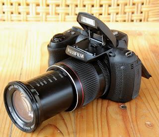 Jual Fujifilm HS20 Bekas