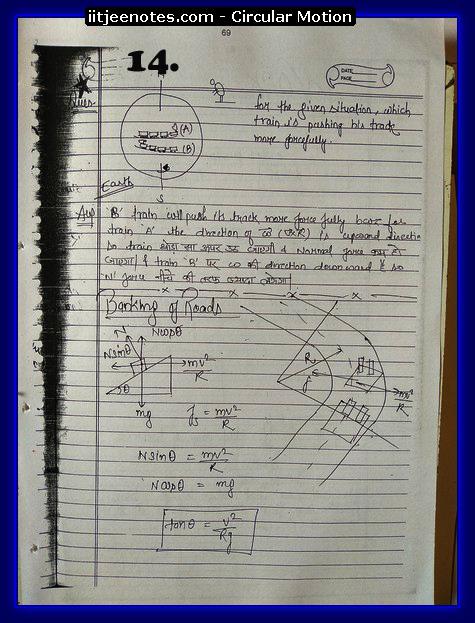 Circular Motion Notes4