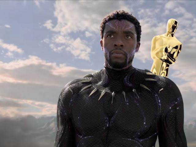 Black_Panther Oscar Academy Award