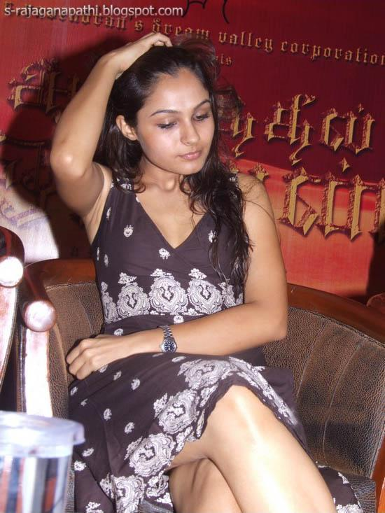 South Actress Hot Pics: ANDREA JEREMIAH IN AAYIRATHIL ...