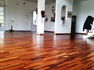 parket lantai kayu