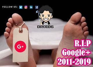 Google+ Tutup