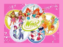 Winx Club Những Nàng Tiên Winx Xinh Đẹp
